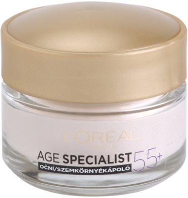 L'Oréal Paris Age Specialist 55+ krema za predel okoli oči proti gubam