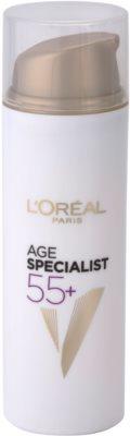 L'Oréal Paris Age Specialist 55+ remodellierungs Creme gegen Falten