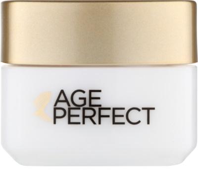 L'Oréal Paris Age Perfect creme de olhos nutritivo e hidratante para pele madura