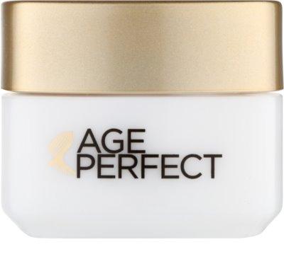L'Oréal Paris Age Perfect vlažilna in hranilna krema za predel okoli oči za zrelo kožo