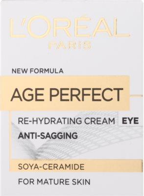 L'Oréal Paris Age Perfect crema hidratante y nutritiva para contorno de ojos para pieles maduras 2