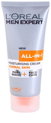 L'Oréal Paris Men Expert All-in-1 crema hidratante para pieles normales