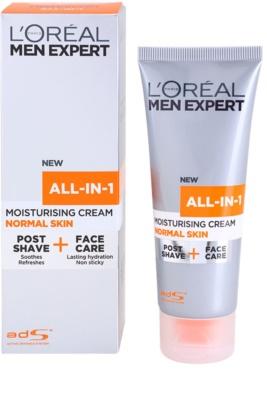 L'Oréal Paris Men Expert All-in-1 crema hidratanta pentru piele normala 2