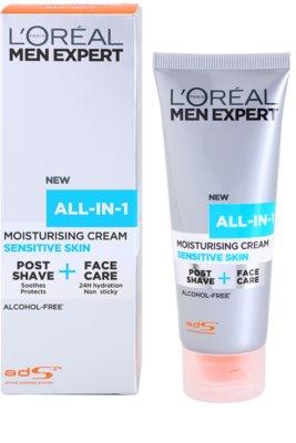 L'Oréal Paris Men Expert All-in-1 creme hidratante para pele sensível 2