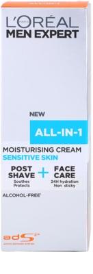 L'Oréal Paris Men Expert All-in-1 creme hidratante para pele sensível 3