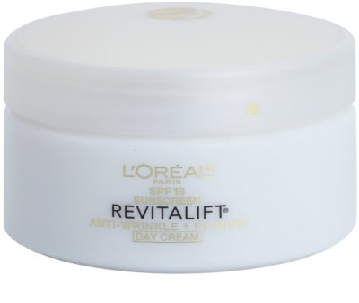 L'Oréal Paris Revitalift Anti-Wrinkle + Firming Anti-Falten Tagescreme SPF 18