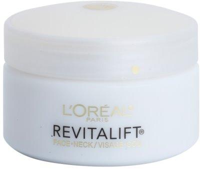 L'Oréal Paris Revitalift Anti-Wrinkle + Firming krem przeciw zmarszczkom do twarzy i szyi