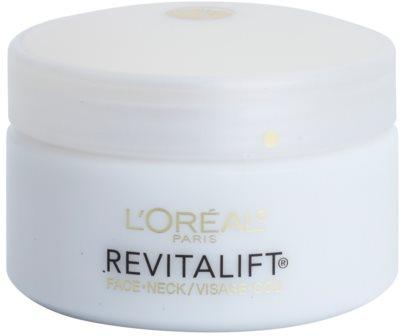 L'Oréal Paris Revitalift Anti-Wrinkle + Firming protivráskový krém na obličej a krk