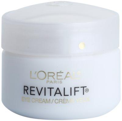 L'Oréal Paris Revitalift Anti-Wrinkle + Firming creme de olhos antirrugas