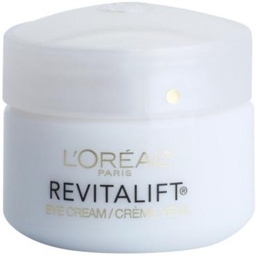 L'Oréal Paris Revitalift Anti-Wrinkle + Firming крем проти зморшок для шкіри навколо очей