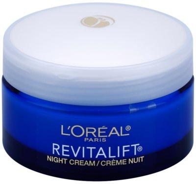 L'Oréal Paris Revitalift Anti-Wrinkle + Firming crema de noche antiarrugas