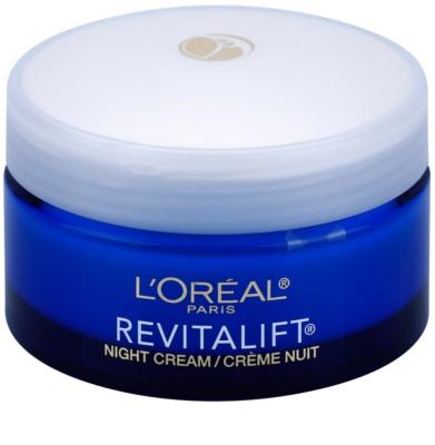 L'Oréal Paris Revitalift Anti-Wrinkle + Firming Nachtcreme gegen Falten