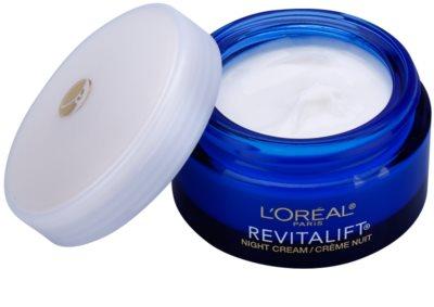L'Oréal Paris Revitalift Anti-Wrinkle + Firming Nachtcreme gegen Falten 1