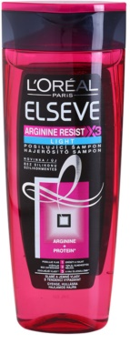 L'Oréal Paris Elseve Arginine Resist X3 Light champô reforçador