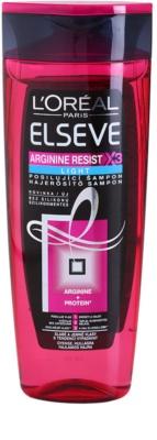 L'Oréal Paris Elseve Arginine Resist X3 Light зміцнюючий шампунь