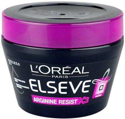 L'Oréal Paris Elseve Arginine Resist X3 подсилваща маска