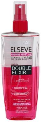 L'Oréal Paris Elseve Arginine Resist X3 тонік-спрей для волосся пошкодженого високими температурами