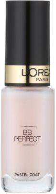 L'Oréal Paris La Manicure BB Perfect kondicionér na nehty 5 v 1