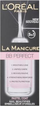 L'Oréal Paris La Manicure BB Perfect kondicionér na nehty 5 v 1 2