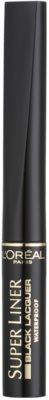 L'Oréal Paris Super Liner Black Lacquer voděodolné oční linky 1