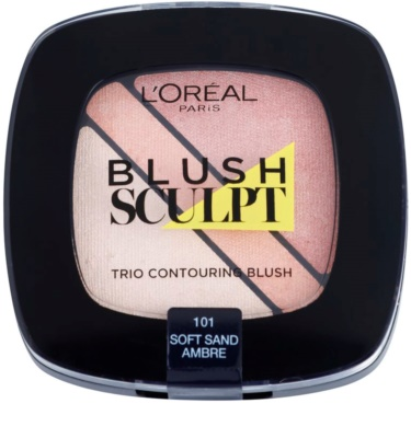 L'Oréal Paris Blush Sculpt blush 1