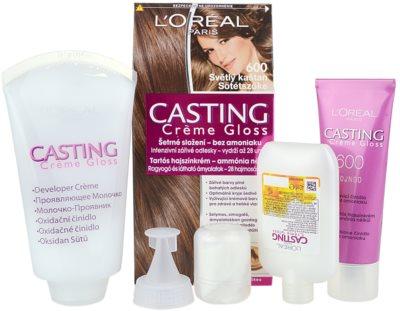L'Oréal Paris Casting Creme Gloss barva na vlasy 1