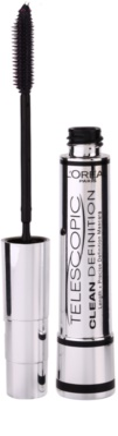 L'Oréal Paris Telescopic Clean Definition maskara za večji volumen