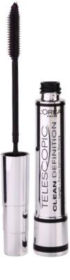 L'Oréal Paris Telescopic Clean Definition řasenka pro větší objem