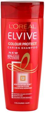 L'Oréal Paris Elvive Colour Protect шампоан  за боядисана коса