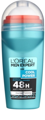 L'Oréal Paris Men Expert Cool Power рол- он против изпотяване
