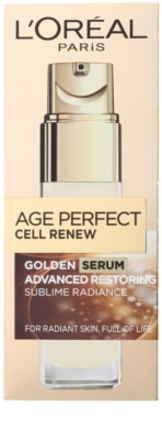 L'Oréal Paris Age Perfect Cell Renew Serum für reife Haut 2