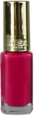 L'Oréal Paris Color Riche Nail lakier do paznokci