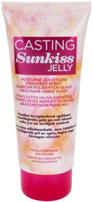 L'Oréal Paris Casting Sunkiss Jelly gel para aclarar el cabello natural