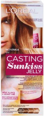 L'Oréal Paris Casting Sunkiss Jelly гель для освітлення натурального волосся 3