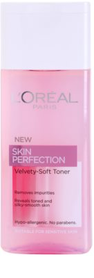 L'Oréal Paris Triple Active vlažilni tonik za suho kožo