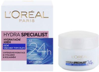 L'Oréal Paris Triple Active Feuchtigkeitscreme für die Augenpartien 2