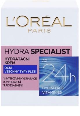 L'Oréal Paris Triple Active Feuchtigkeitscreme für die Augenpartien 3
