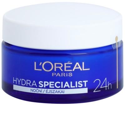 L'Oréal Paris Triple Active éjszakai hidratáló krém