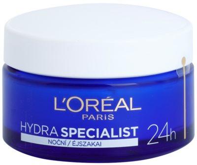 L'Oréal Paris Triple Active nawilżający krem na noc