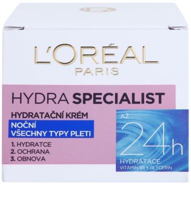 L'Oréal Paris Triple Active Feuchtigkeitsspendende Nachtcreme 3