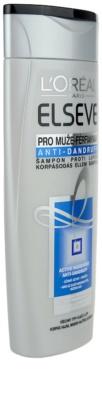 L'Oréal Paris Elseve Anti-Dandruff šampon proti prhljaju za moške 1