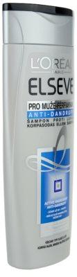 L'Oréal Paris Elseve Anti-Dandruff Shampoo gegen Schuppen für Herren 1