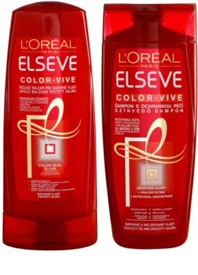 L'Oréal Paris Elseve Color-Vive coffret I.