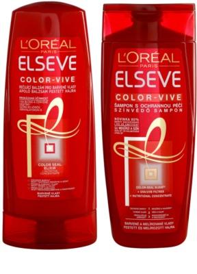 L'Oréal Paris Elseve Color-Vive set cosmetice I.