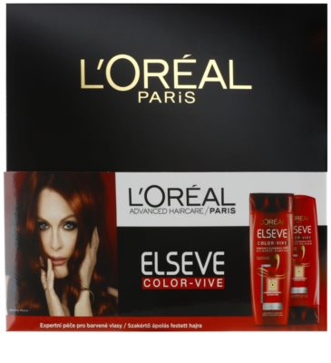 L'Oréal Paris Elseve Color-Vive coffret I. 1