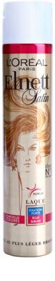 L'Oréal Paris Elnett Satin lak na barvené vlasy s UV filtrem