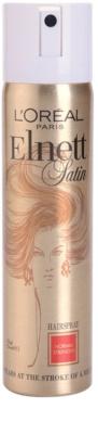 L'Oréal Paris Elnett Satin lak na vlasy pro lesk