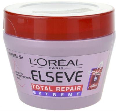 L'Oréal Paris Elseve Total Repair Extreme maseczka regenerująca do włosów suchych i zniszczonych