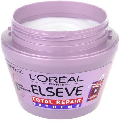 L'Oréal Paris Elseve Total Repair Extreme obnovující maska pro suché a poškozené vlasy 1