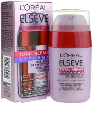 L'Oréal Paris Elseve Total Repair Extreme serum za konice las 1